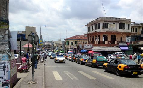 Weather in Kumasi in august 2020 - Temperature and Climate