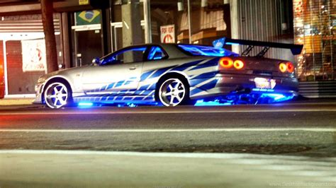 2 Fast 2 Furious Cars Wallpapers Widescreen L45