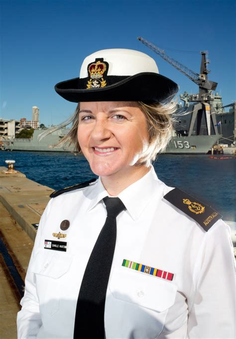 Women on song in Navy band   Navy Daily