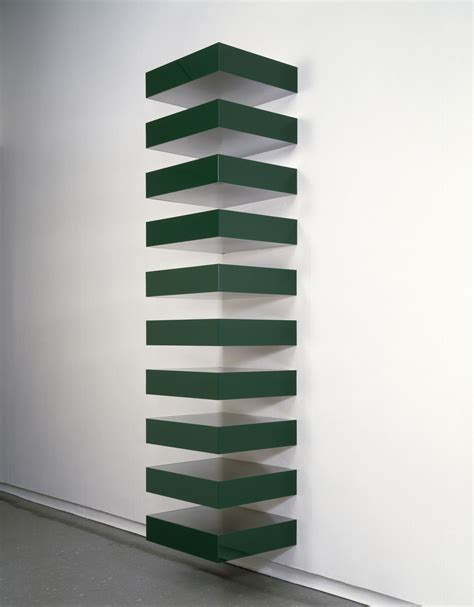 MCA – Collection: Donald Judd, Untitled, 1970