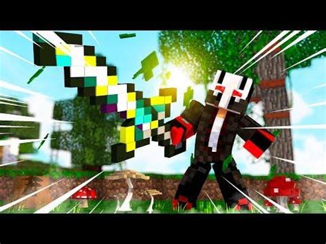 Minecraft: LUCKY WEAPONS! (LUCKY SWORD & BOW ATTACKS