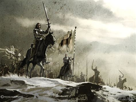 Northern cavalry - A Wiki of Ice and Fire