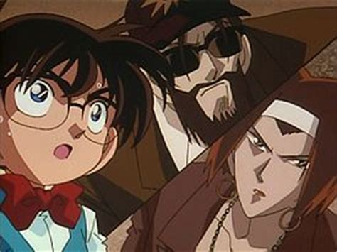The Mysterious Woman With Amnesia Case - Detective Conan Wiki