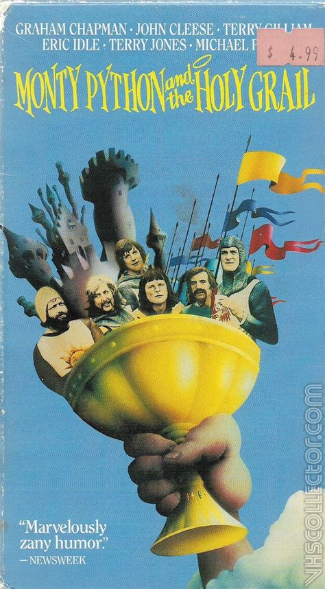 Monty Python and the Holy Grail | VHSCollector