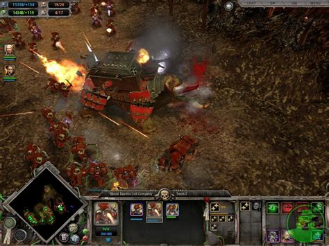 Game Patches: Warhammer 40,000: Dawn of War: v1