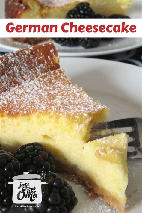 How to Make Cheesecake, German-style, just like Oma ️ ️