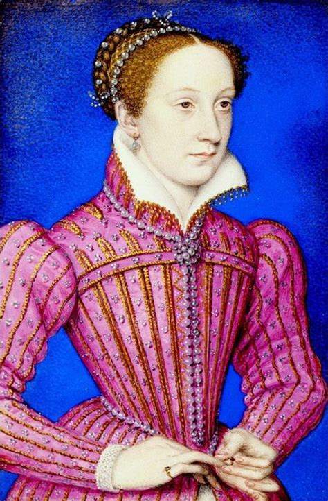 Mary, Queen of Scots was a poet – and you should know it
