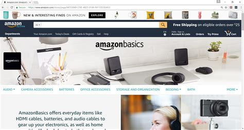 Boring Brand Page No More: Introducing Amazon Stores
