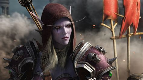 By making Sylvanas the bad guy, Blizzard risks destroying
