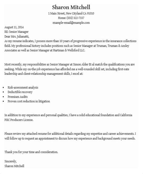 14+ Job Application Letters For Manager - PDF, DOC | Free