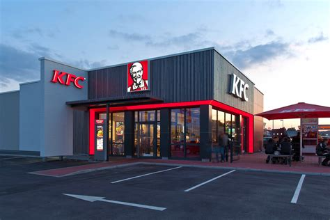 Expansion - Kentucky Fried Chicken