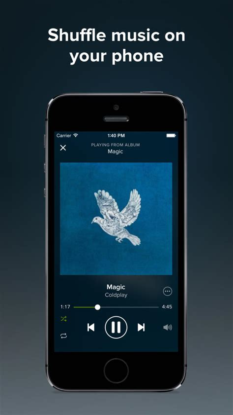 Spotify Music App Now Lets You View and Control Your Play