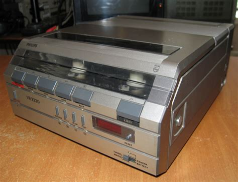 Philips - Video Equipment Collection - oldvcr