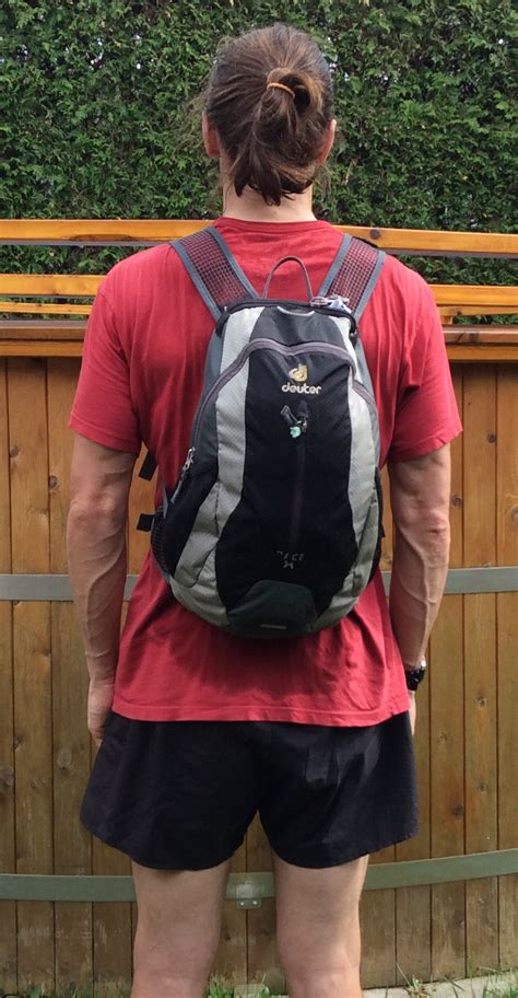 Choosing a Running Backpack: A Few Tips and the Deuter
