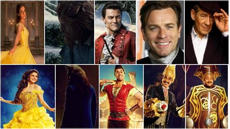 India's 'Beauty And The Beast' cast vs their Disney