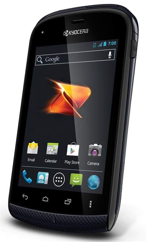 Kyocera Hydro Rugged Android Phone for Cricket Wireless