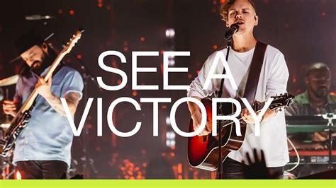 See a Victory - Elevation Worship (Video and Lyrics