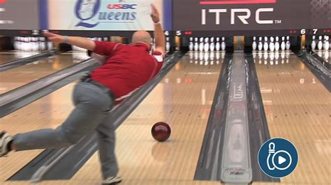 Practicing Bowling Ball Speed Control | National Bowling