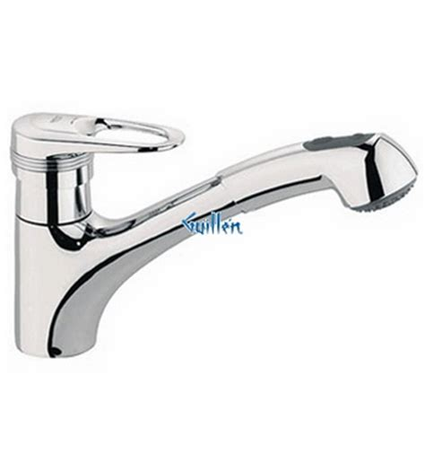 Grohe 33939000; Europlus II; Low Profile Pull out dual