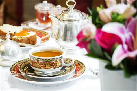 Afternoon Tea Time in Athens at Hotel Grande Bretagne
