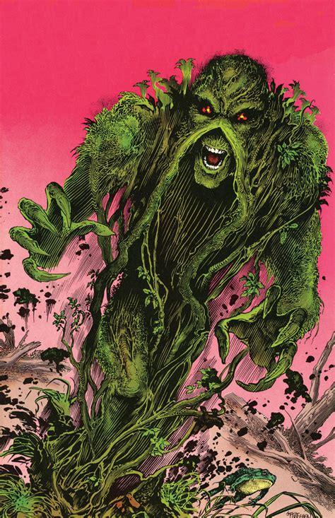 Respect Swamp Thing : respectthreads