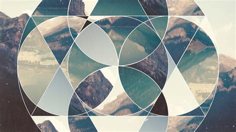 How To Make a Geometric Collage using Adobe Illustrator