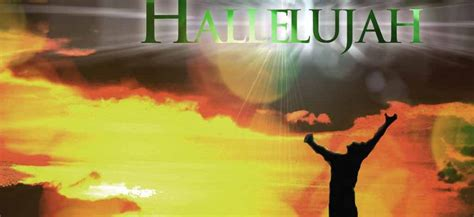 Hallelujah clipart collection - Cliparts World 2019