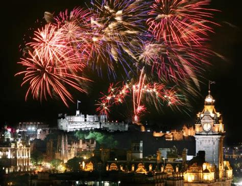 Edinburgh's Hogmanay - 2021 All You Need to Know Before