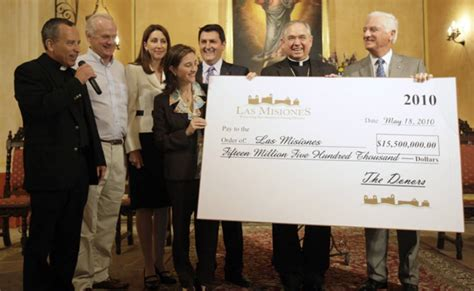 Missions fundraising goal complete - San Antonio Express-News
