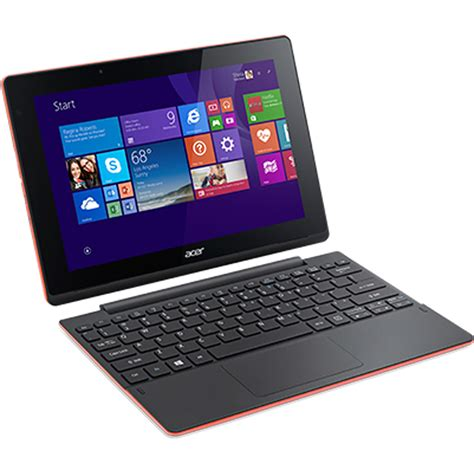 Acer Aspire Switch 10E Pro7 Edition rot 2in1 Tablet, 10,1