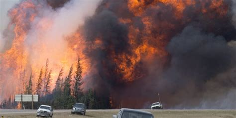 Fort McMurray Fire Could Last Months: Officials