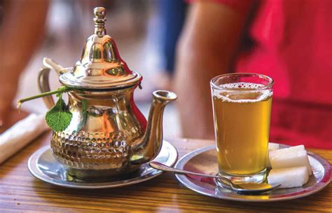 The Power And Beauty Of Moroccan Mint Tea