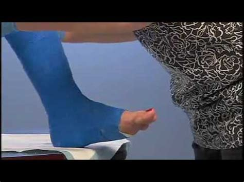 Clinical UNNA Boots - YouTube